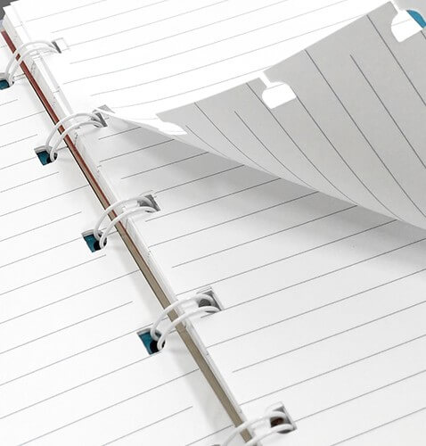 Filofax Notebook-beleid