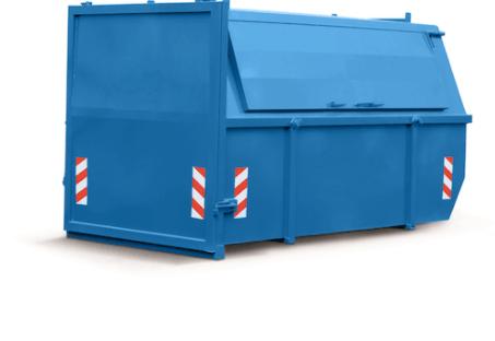 Een grote container voor grof afval kiezen