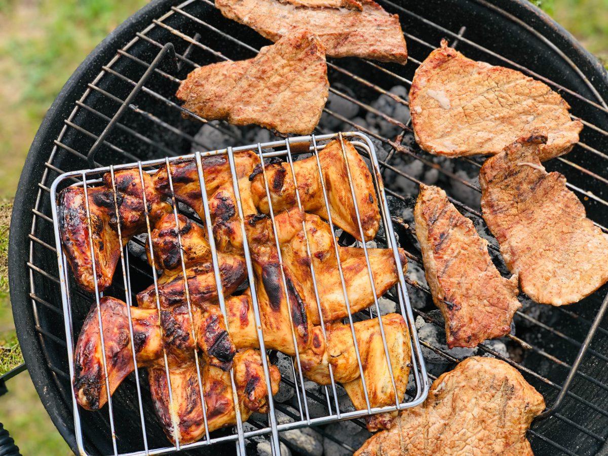 Hoe barbecue te bestellen